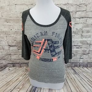 American Fighter Athletics Buckle Raglan Shirt